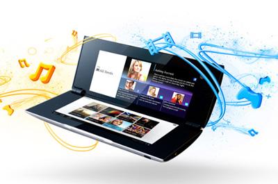 Sony Tablet P Teaser