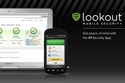 Lookout Security & Antivirus Teaser