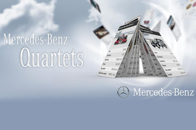 Mercedes-Benz Quartett Teaser