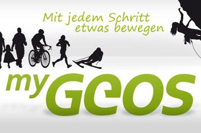 myGEOS Activity GPS Teaser