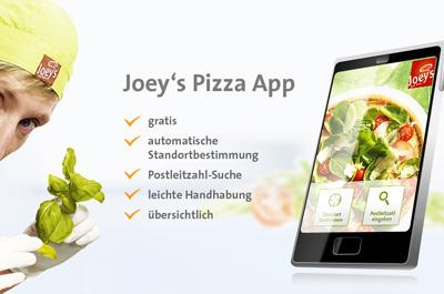 Joeys Pizza Teaser