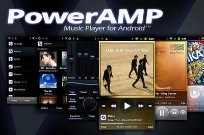PowerAMP Teaser