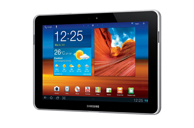 Samsung Galaxy Tab 10.1N Teaser