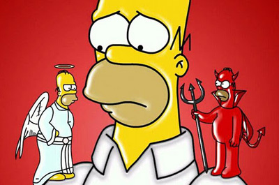 The Simpsons HD Wallpapers Teaser
