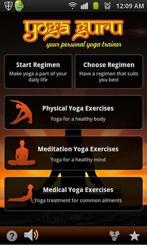 die besten yoga apps für android  24android