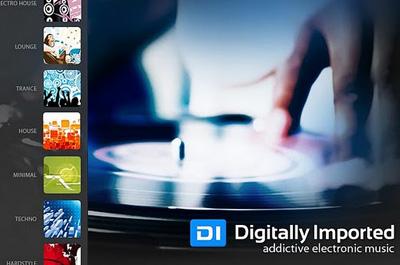 Digitally Imported Radio Teaser
