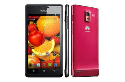 Huawei Ascend P1 S Teaser
