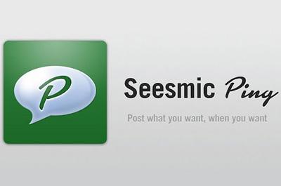 Seesmic Ping Teaser