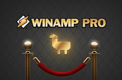 Winamp Pro Teaser