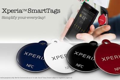 Xperia SmartTags App Teaser