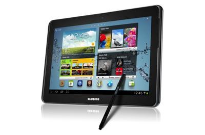 Samsung Galaxy Note 10.1 Teaser
