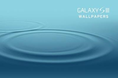 Galaxy SIII Wallpapers Teaser