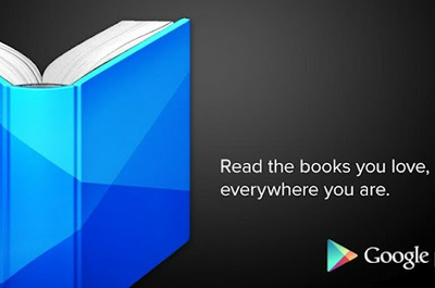 Google Play Books Teaser