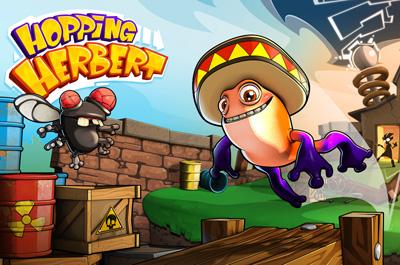 Hopping Herbert Teaser