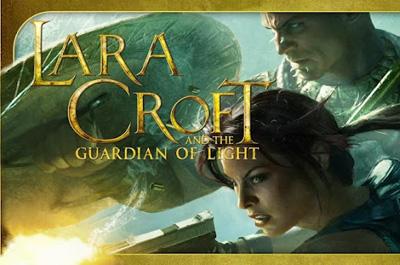 Lara Croft Guardian of Light Teaser