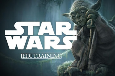 Star Wars Jedi Training Teaser