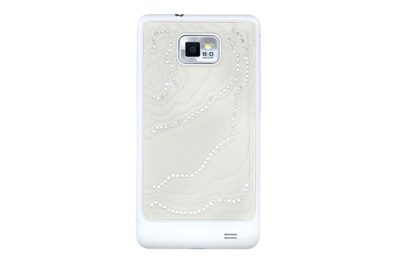 Samsung Galaxy S 2 Crystal Edition Teaser