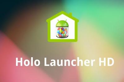 Holo Launcher HD Teaser