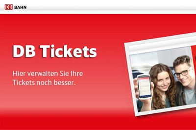 DB Tickets Teaser