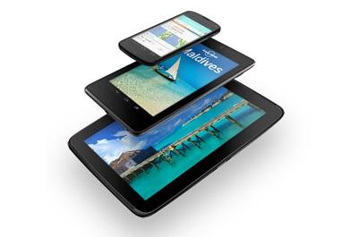 Google Nexus 4, 7, 10 Teaser
