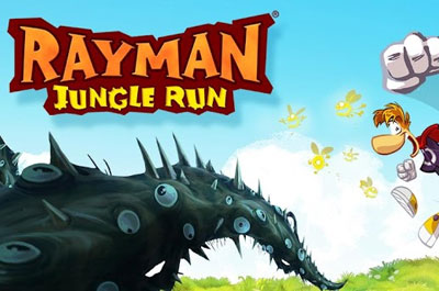 Rayman Jungle Run Teaser