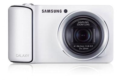 Samsung Galaxy Camera Teaser