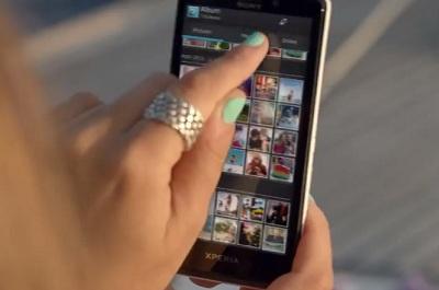 Sony Xperia T Teaser