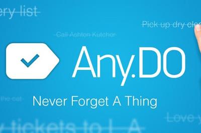 Any.DO Teaser