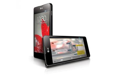 LG Optimus G2 Teaser