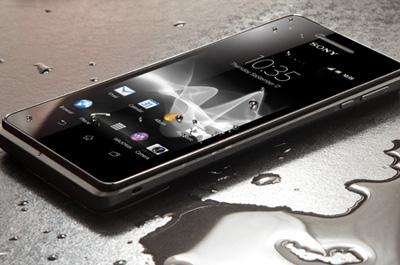 Sony Xperia V Teaser