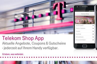 Telekom Shop Teaser