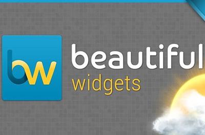 Beautiful Widgets Teaser