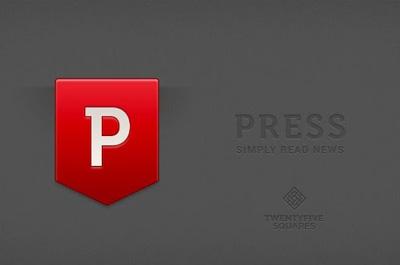 Press (Google Reader) Teaser
