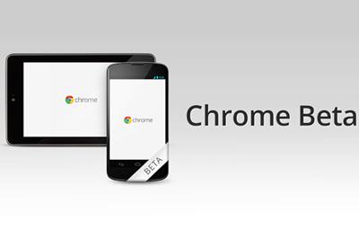 Chrome Beta Teaser