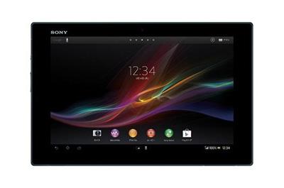 Sony Xperia Tablet Z Teaser