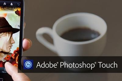 Adobe Photoshop Touch Phone