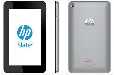 HP Slate 7 Teaser