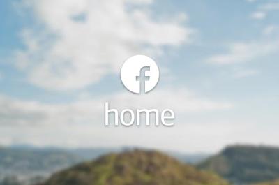 Facebook Home Teaser