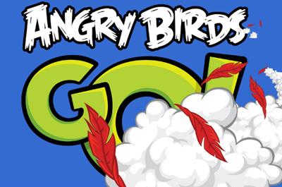 Angry Birds Go Teaser
