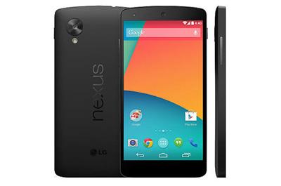 Google Nexus 5 Teaser